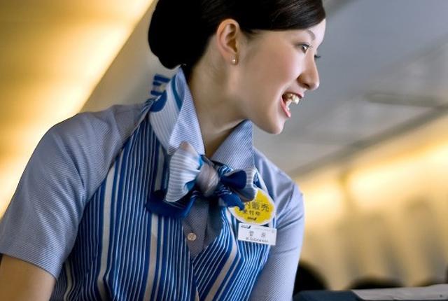 Jak zostać stewardessą