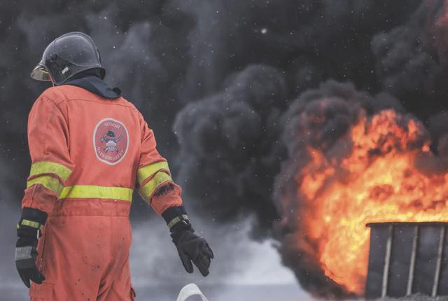 Ile zarabia strażak