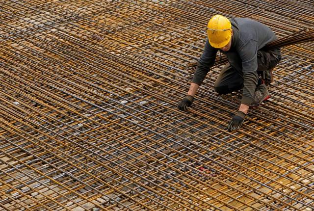 Praca budowlańca