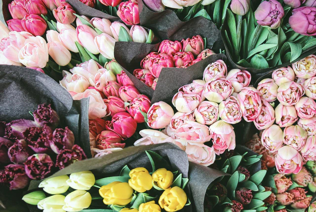 Praca florysty