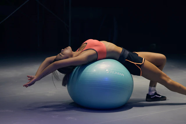 Praca instruktora fitness