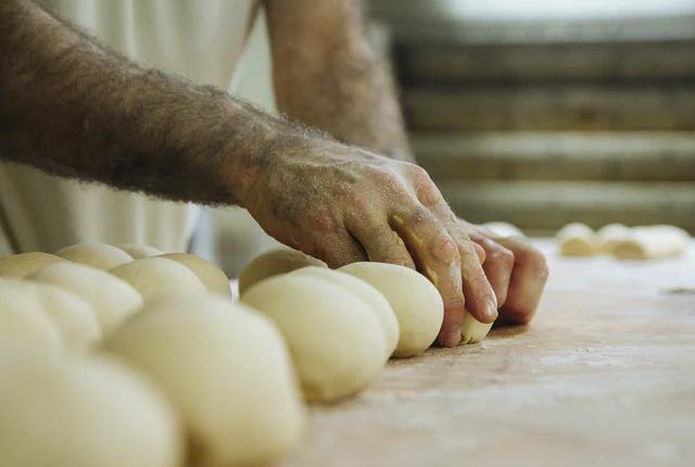 Praca piekarza