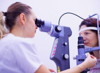 salon okulistyczny