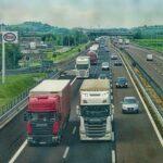 kierowca ciężarówki praca