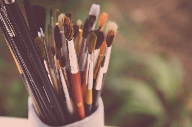 co zrobić żeby zostać malarzem