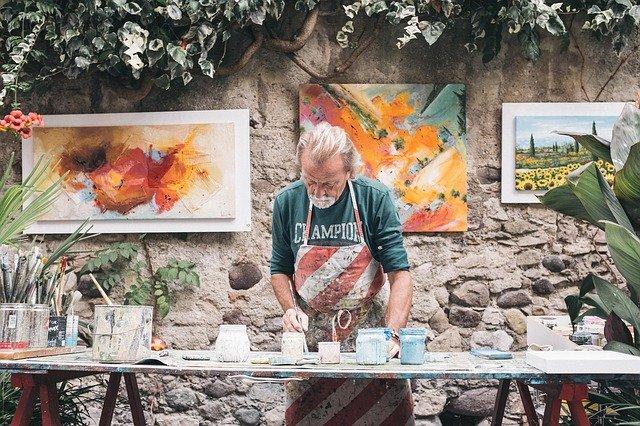 zarobki malarza