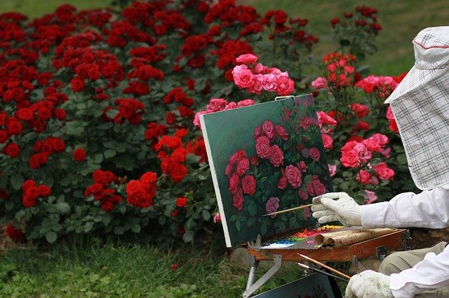 malowanie obrazów ile mozna zarobic